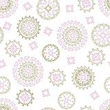 SwaddleMe 3-Pack Muslin Floral Medallion