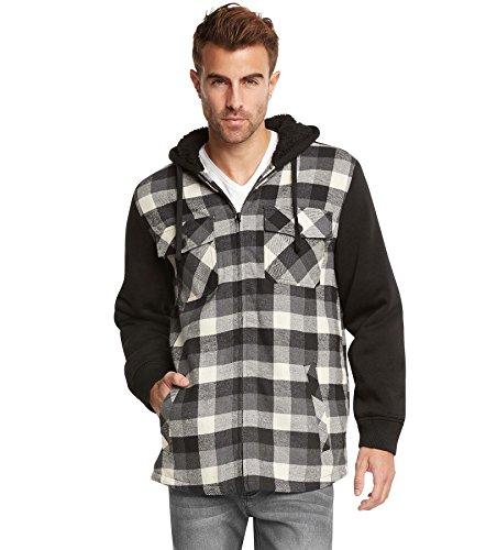 Plaid Flannel Jacket - 6