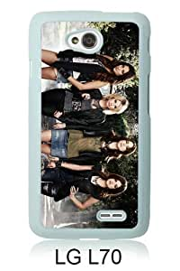 Recommended Design Phone Case Pretty Little Liars 1 White Best Popular Sale LG L70 Case