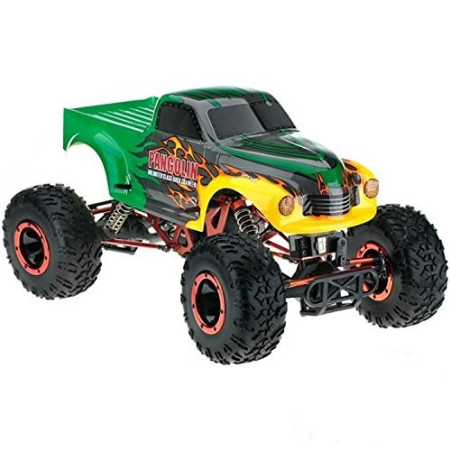 ALEKO Electric Powered Off-Road Crawler Toy (1:10