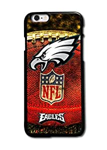Tomhousomick Custom Design The NFL Team Philadelphia Eagles Case Cover For iPhone 6 Plus 5.5 inch Personality Phone Cases Covers