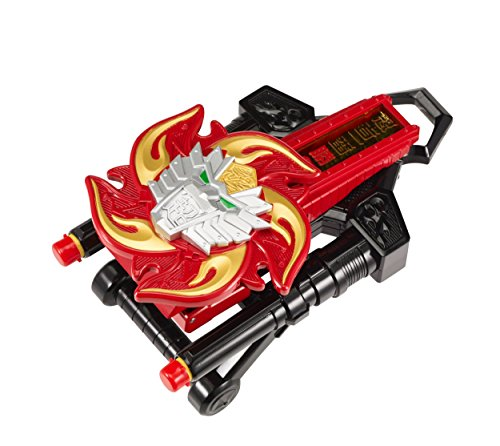 Power Rangers Super Ninja Steel Lion Fire Battle Morpher DX, Lion Fire Morpher -