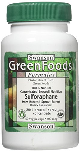 Swanson Sulforaphane Broccoli Sprout Extract product image