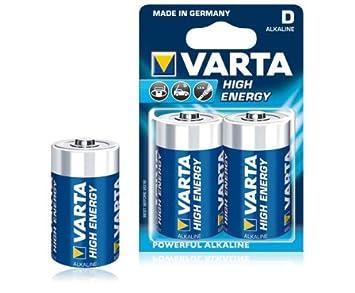 Varta High Energy Mono D