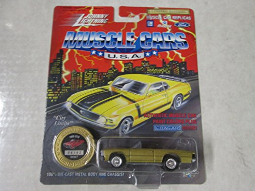 Johnny Lightning Muscle Cars U.S.A. 1965 GTO Series 7 (1965 Muscle Cars)