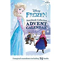 Image for 2020 October 6, : [Advent Calendar] : Disney Frozen Storybook Collection