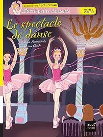 Le spectacle de danse par Mathuisieulx