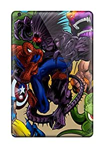 Hot Shock-dirt Proof Marvel Case Cover For Ipad Mini 3
