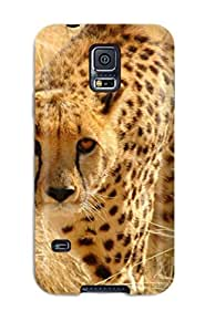 ChrisWilliamRoberson Galaxy S5 Well-designed Hard Case Cover Cheetah Protector