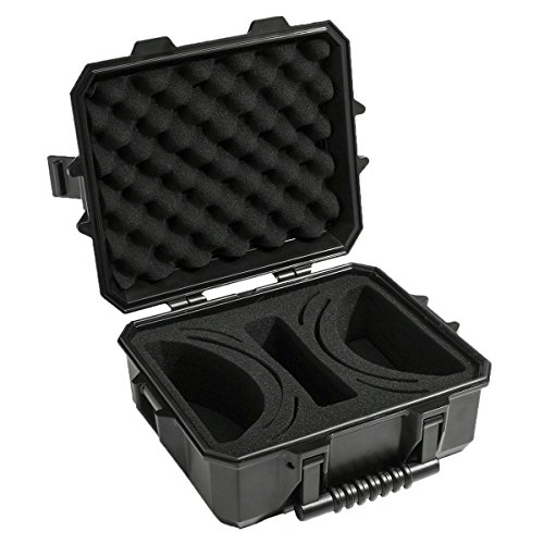 (Oakley Strong Box Array Case Sunglass Accessories - Black/One Size)