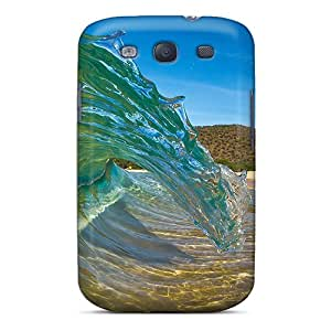 Melivera SwqTYDf1111oNEXa Case Cover Skin For Galaxy S3 (hawaii Swirl)