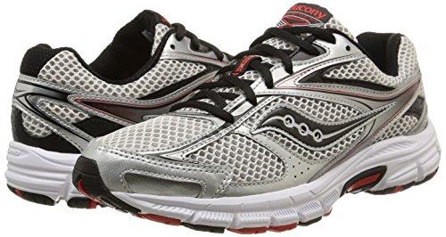Saucony Mens Grid Stratos  Running Shoe
