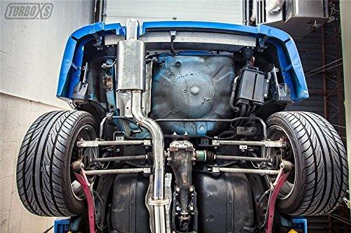 Amazon.com: Turbo Xs 04-08 Forester 2.5 Xt Cat Back Exhaust By Jm Auto Racing (Fxt04-Cbe): Automotive