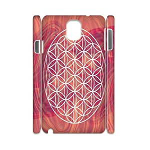 DDOUGS I flower of life High Quality Cell Phone Case for Samsung galaxy Note 3 N9000, Cheap Samsung galaxy Note 3 N9000 Case