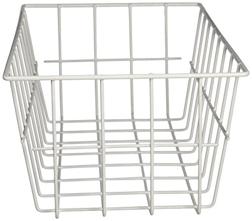 Grayline 40603, Storage Basket, White