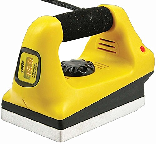 (Toko Pro Grade Digital 110V/850W World Cup Race Iron, Yellow)