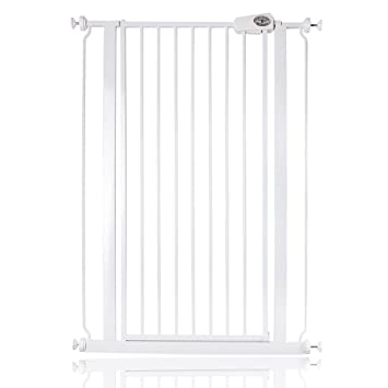 Amazon Com Bettacare Extra Tall Child And Pet Safety Gate Indoor