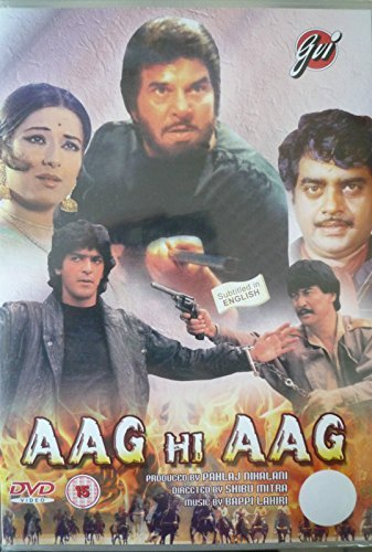 Aag Hi Aag (1987), Songs Lyrics, Release Date, Videos ...
