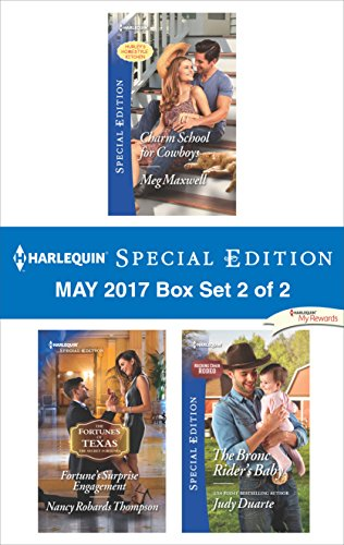 book cover of Harlequin Special Edition May 2017 Box Set 2 of 2