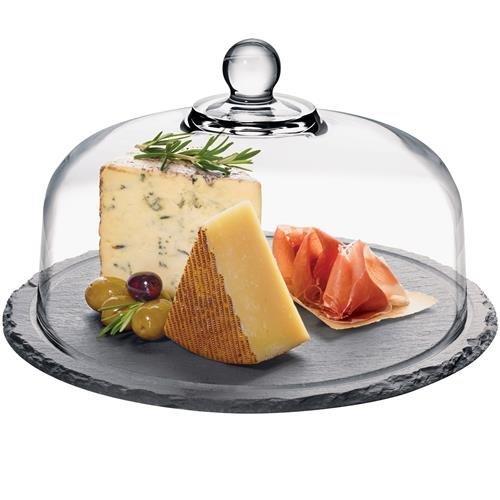Cheese Board Set Slate inches