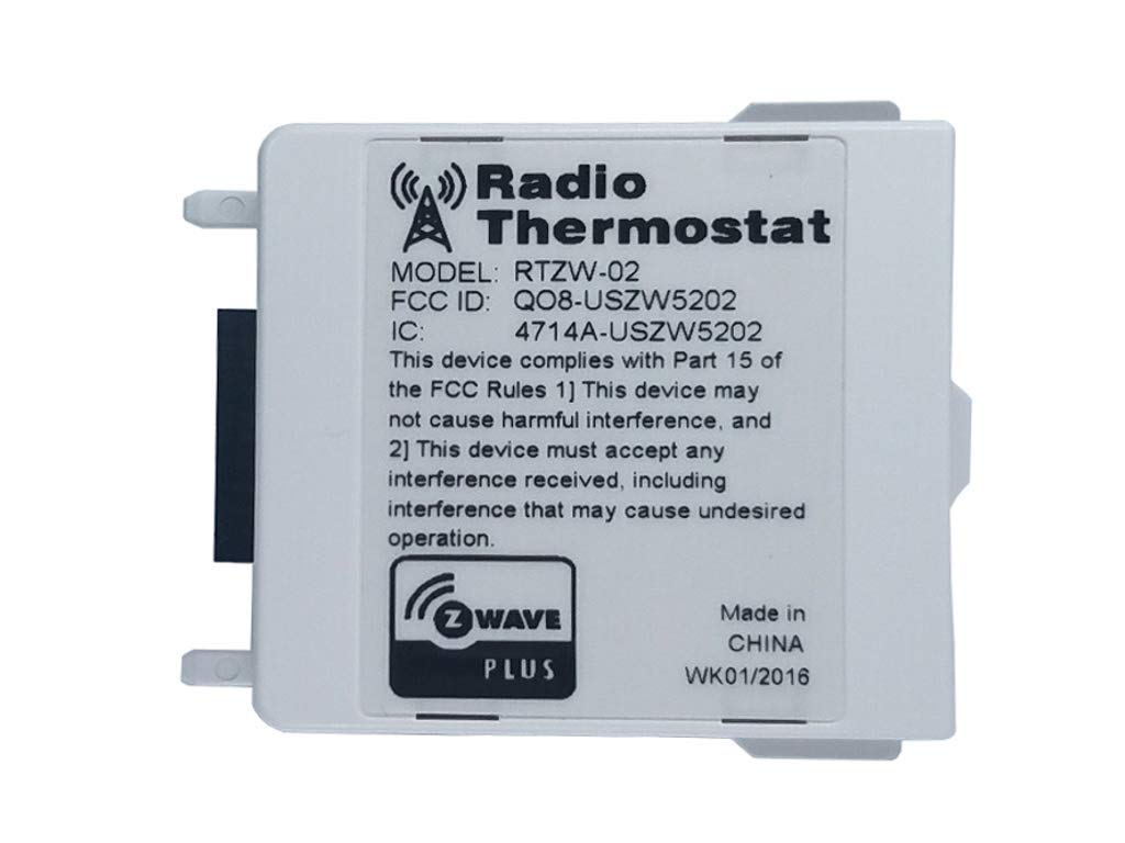 Radio Thermostat Z-Wave Plus USNAP Module RTZW-02 by Radio Thermostat Company of America