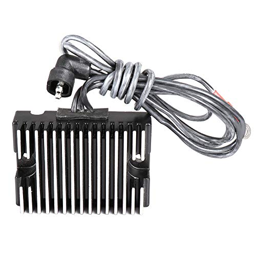 Dyna 2014 Ignition System - TUPARTS 74519-88A H1988 Voltage Regulator Rectifier Replacement Rectifier Fit for 1994-1996 2009-2014 Harley Davidson FLHR Road King 2009-2013 Harley Davidson FLHRC Road King Classic