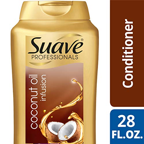 (Suave Professionals Coconut Oil Infusion Damage Repair Conditioner 28 oz)