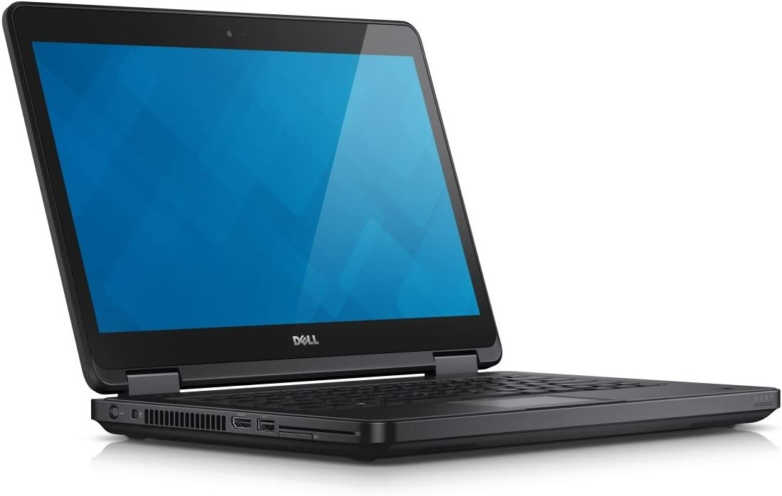 "Dell Latitude 14 5000 E5450 14"" Laptop (2.3 GHz Intel Core i5-5300U, 4 GB RAM, 500 GB HDD, Windows 7 Professional) Black"