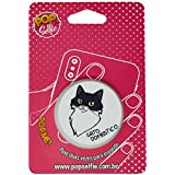 Popsocket Original Pets Gato Doméstico Pet38, Pop Selfie, 155786, Branco