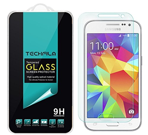 Cheap Screen Protectors TechFilm for Samsung Galaxy Core Prime Tempered Glass Screen Protector