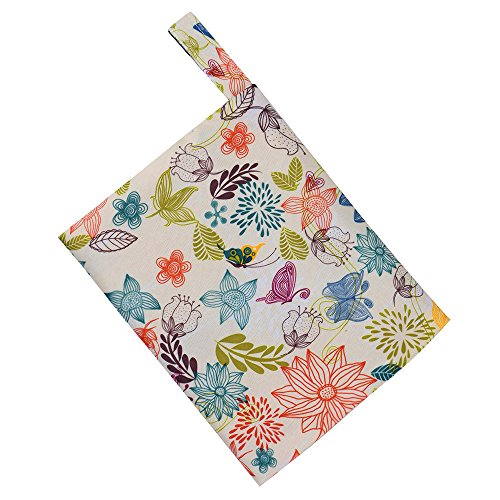 Little Story Reusable Washable Wet Bag for Sanitary Pad Menstrual Sanitary Aunt Bag A by Little Story (Image #3)
