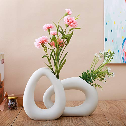 Modern matte vase