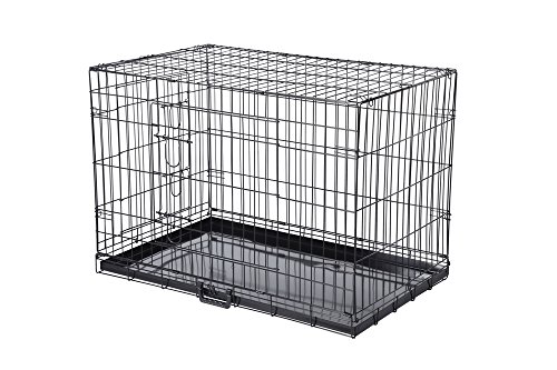 "Confidence Pet 2 Door Dog Cage Crate (Large - 36"") Confidence"