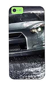 For Iphone 5c Fashion Design Nissan Gt-r Case-93c9b9e5155 / Cover Specially Made For Thanksgiving Day's Gift