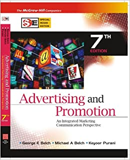 Buy advertising and promotion an integrated marketing buy advertising and promotion an integrated marketing communications perspective book online at low prices in india advertising and promotion an fandeluxe Image collections