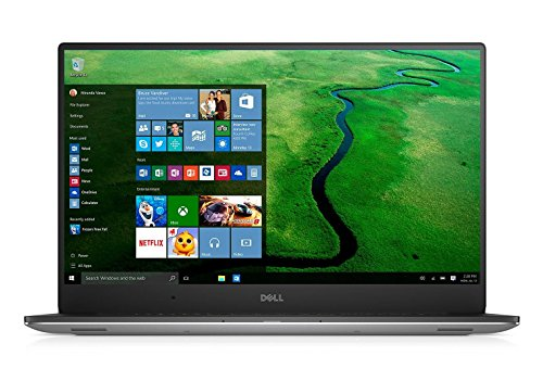 Dell Precision M5510 Laptop | Intel Core 6th Generation i7-6820HK | 16 GB DDR4 | 256 GB SSD | NVIDIA Quadro M1000M 2 GB GDDR5 | 15.6inch UltraSharp 4K UHD IGZO(3840x2160) Touchscreen | Windows 10 Pro