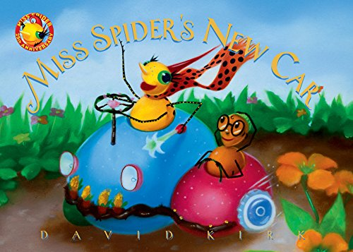 Miss Spider's New Car: 25th Anniversary Edition ()