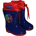PJ Masks Childrens Gekko Owlette and Catboy Wellington Rain Boots New 2017-2018