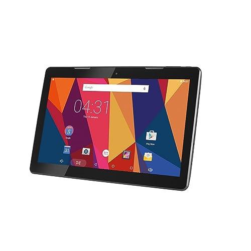 Hannspree HANNSpad 133 Titan 2 16GB Negro Tablet Tableta de tamaño Completo Android Pizarra Android Negro Ión de Litio