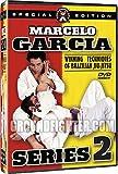 Marcelo Garcia Series 2, Winning Techniques of Brazilian Jiu-jitsu Instructional DVD Series, 6 Volumes!