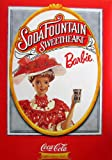 Barbie Coca Cola Soda Fountain Sweetheart Doll- Collector Edition 1st Series Fashion Classic Series (1996), Baby & Kids Zone