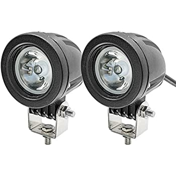 Amazon.com: Ourbest 10W Motorcycle light Mini Tail Cree
