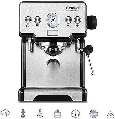 Máquina de café Espresso Máquina para Hacer capuchinos ...