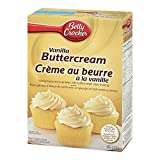 Betty Crocker Vanilla Flavoured Cupcakes with Buttercream Style Frosting Va