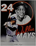 Willie Mays Unsigned 13x17 Poster Photo Unsigned San Francisco Giants Brand NEW