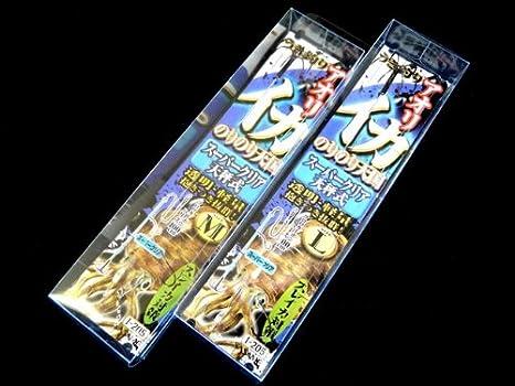 ささめ針(SASAME) イカのりのり天国 フック スーパークリア天秤式 釣り針