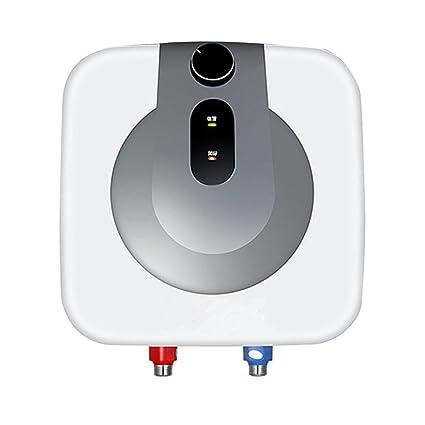 Calentador de agua eléctrico de 10 litros con bajo consumo de agua 1.5kW Tipo de