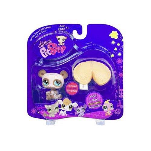 Littlest Pet Shop Portable Pet Panda Bear with Fortune Cookie