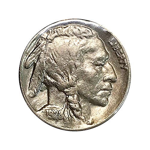 1928 S Buffalo Nickel - AU/Almost Uncirculated