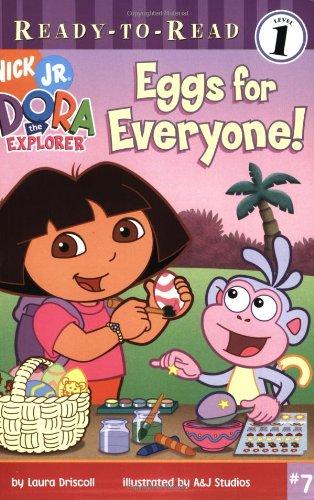 Download Eggs for Everyone! (Dora the Explorer) pdf